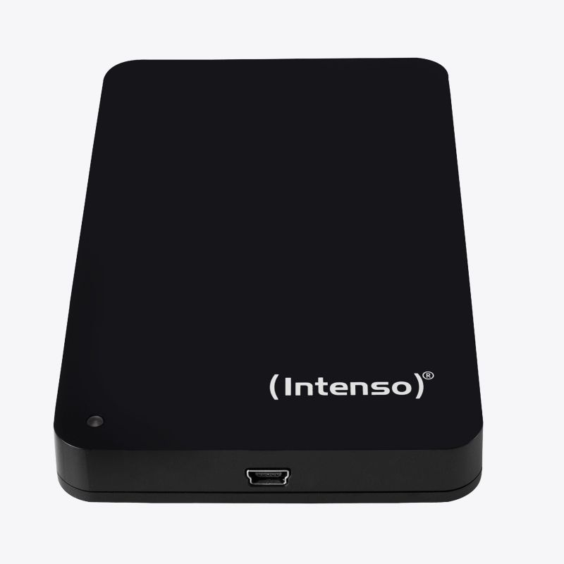 Intenso Memory Station Duo 4TB mit Thunderbolt Kabel