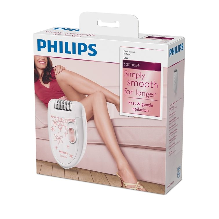 Philips HP6420/00 Epilierer Satinelle Plus