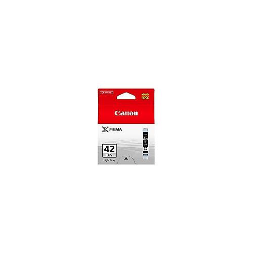 Canon 6391B001 Druckerpatrone Tinte hellgrau CLI-42 LGY
