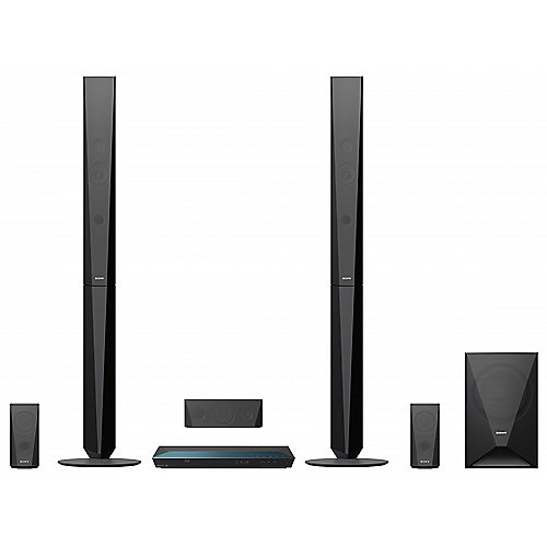 CPBC11-186 Sony BDV-E4100 5.1 3D Full HD Blu-ray Heimkinosystem mit WLAN und NFC