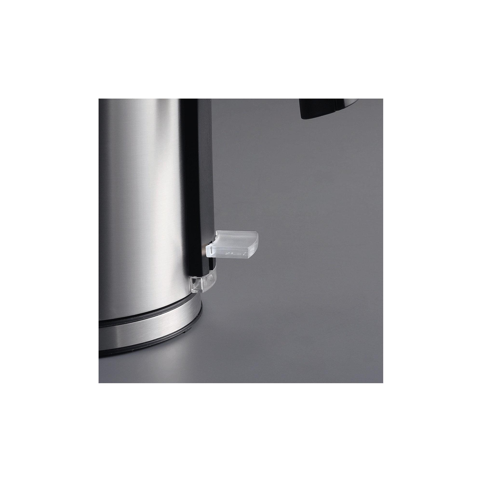 cloer 4909 wasserkocher 1 2 liter edelstahl cyberport. Black Bedroom Furniture Sets. Home Design Ideas