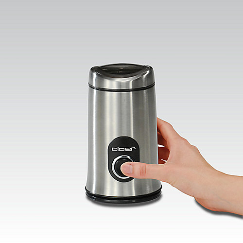 Cloer 7579 Elektrische Kaffeemühle Edelstahl | 4004631009520