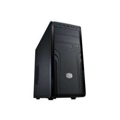Cooler Master  Force 500 Midi Tower ATX Gehäuse schwarz USB3.0 (o.NT.) | 4719512041802