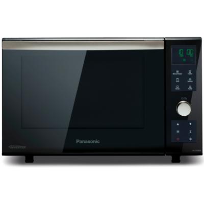 Panasonic  NN-DF383B Inverter Mikrowelle/Grill schwarz | 5025232730032
