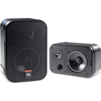 JBL  Control One 2-Wege-Kompakt-Monitor Schwarz -Paar-   0500369088706