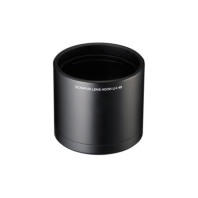 Olympus  LH-49 Verschiebbare Gegenlichtblende schwarz | 4545350041243