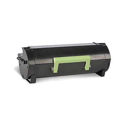 Lexmark 502X Rückgabe-Toner Schwarz für ca. 10.000 Seiten | 0734646433228