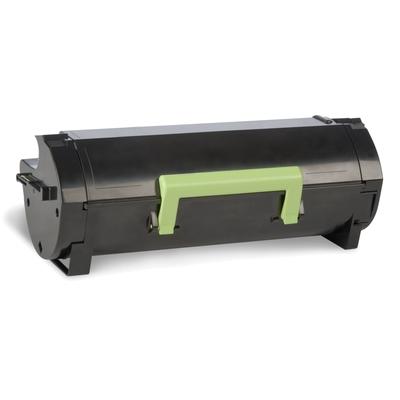 Lexmark  50F2H00 Rückgabe-Tonerpatrone 502H schwarz Hohe Kapazität | 0734646433211