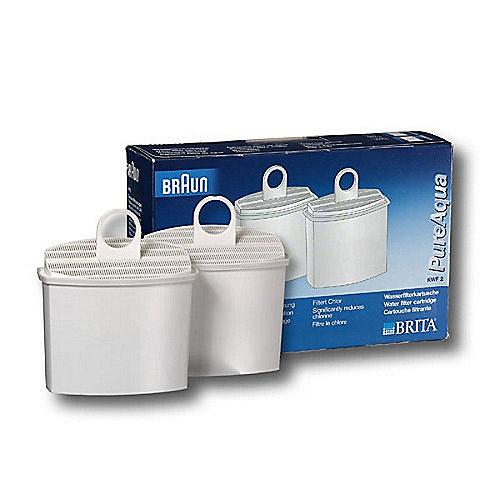 Braun KWF 2 AromaSelect PureAqua Wasserfilter (2 Stück) | 4210201137351
