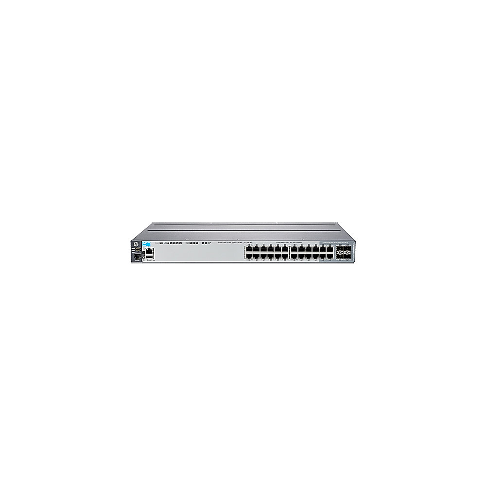 HP 2920-24G-PoE+ Switch + 24x Gigabit Switch 4x Gigabit-SFP