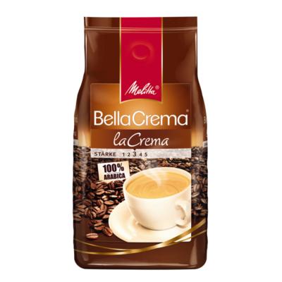 Melitta  BellaCrema LaCrema 1000g Ganze Bohnen Vollautomatenkaffee | 4002720008102