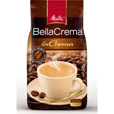 Melitta  BellaCrema Speciale 1000g Ganze Bohnen Vollautomatenkaffee | 4002720008508