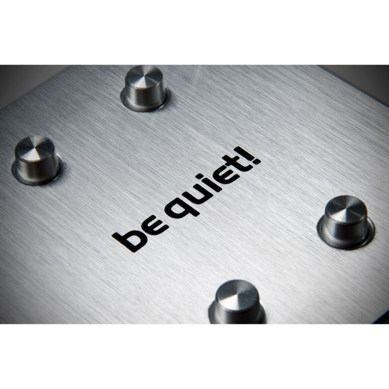 be quiet! Shadow Rock SR2 Sockel 775/1155/1156/1366/AM2/AM2+/AM3 CPU Kühler