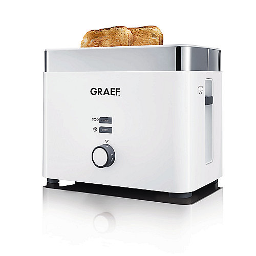 Graef TO 61 Toaster Weiß