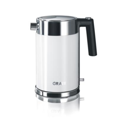 Graef  WK 61 Wasserkocher 1,5l weiß   4001627009328