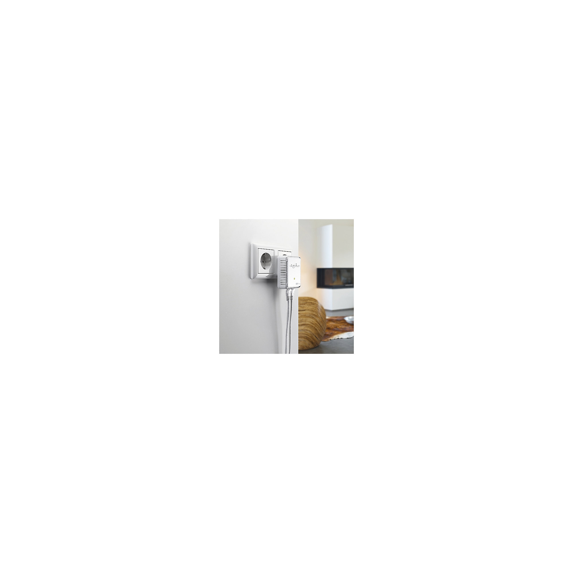 devolo dLAN 500 duo Starter Kit HomePlug AV (2 Stk.)