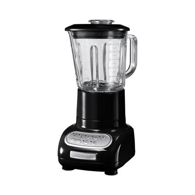 KitchenAid  Artisan 5KSB5553E Standmixer 550 Watt 1,5L onyx schwarz | 5413184122911