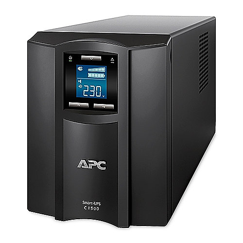 APC Smart-UPS C 1500VA Tower LCD 230V (SMC1500I)