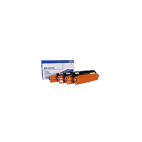 Brother DR-241CL Trommel-Kit CMY+Schwarz | 4977766718523