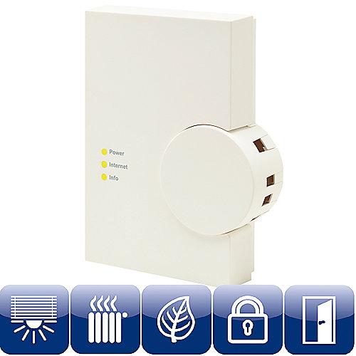 HomeMatic 103584 Smart Home Zentrale CCU2, weiß, HM-Cen-O-TW-x-x-2
