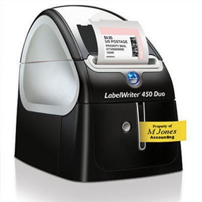 Dymo  Labelwriter 450 Duo Etikettendrucker | 3501170838921