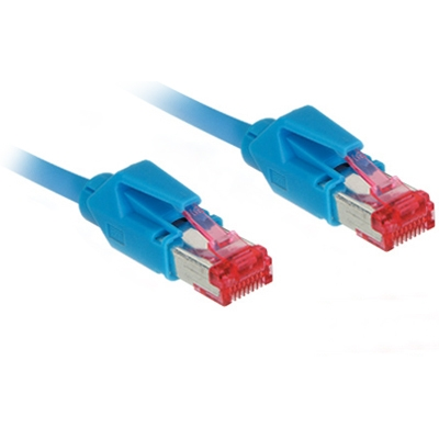 Good Connections  Patch Netzwerkkabel Cat. 6 S/FTP Hirose-Stecker blau 2m | 4014619294213