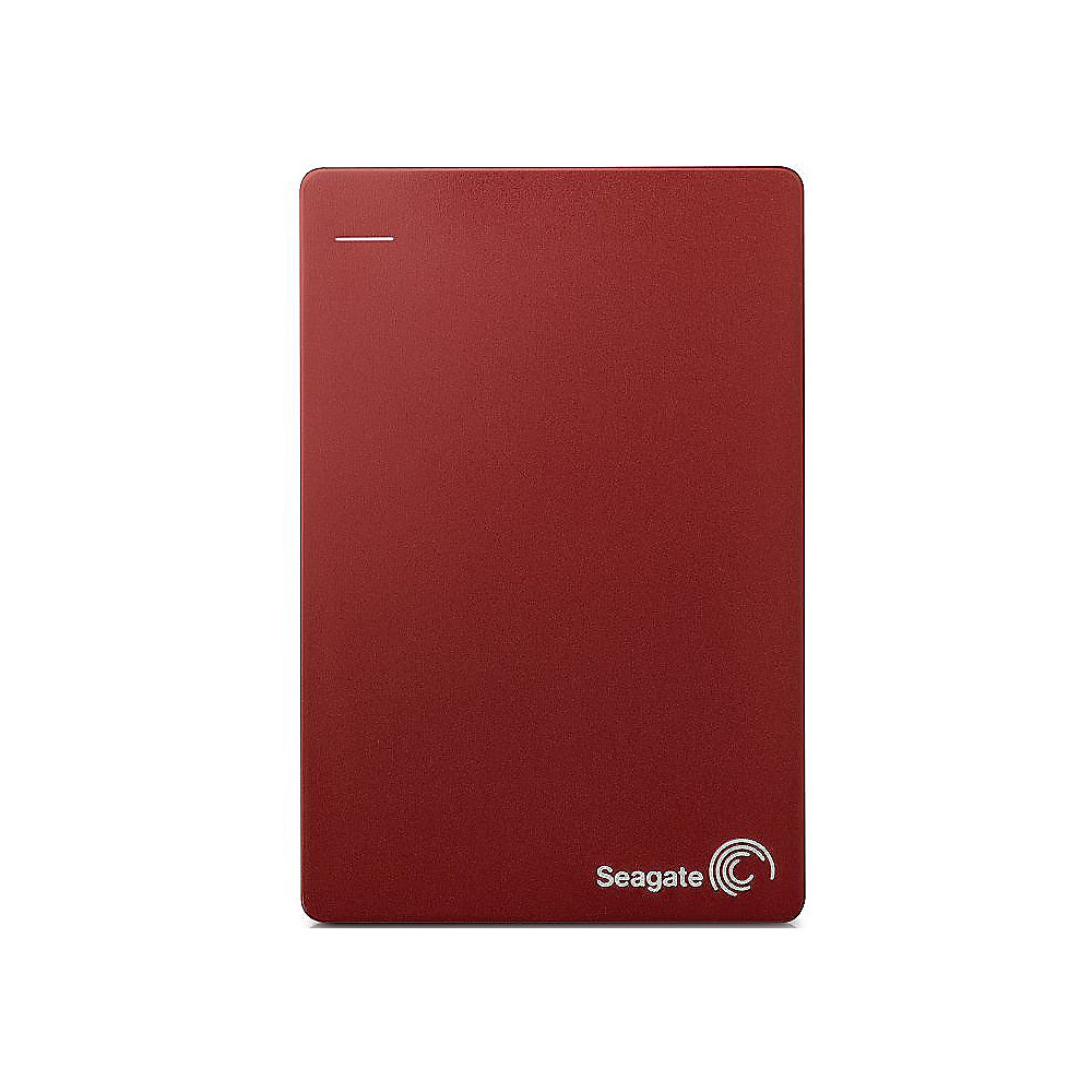 Seagate Backup Plus USB3.0 - 2TB 2.5Zoll Rot