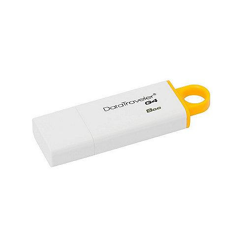 Kingston 8GB DataTraveler Generation 4 USB3.0   0740617220445