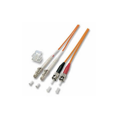 Good Connections  Patchkabel LWL Duplex OM2 LC/ST Multimode 0,5m | 4014619541034