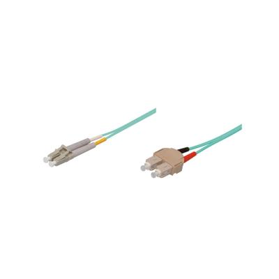 Good Connections  Patchkabel LWL Duplex OM3 LC/SC Multimode 1m   4014619379408