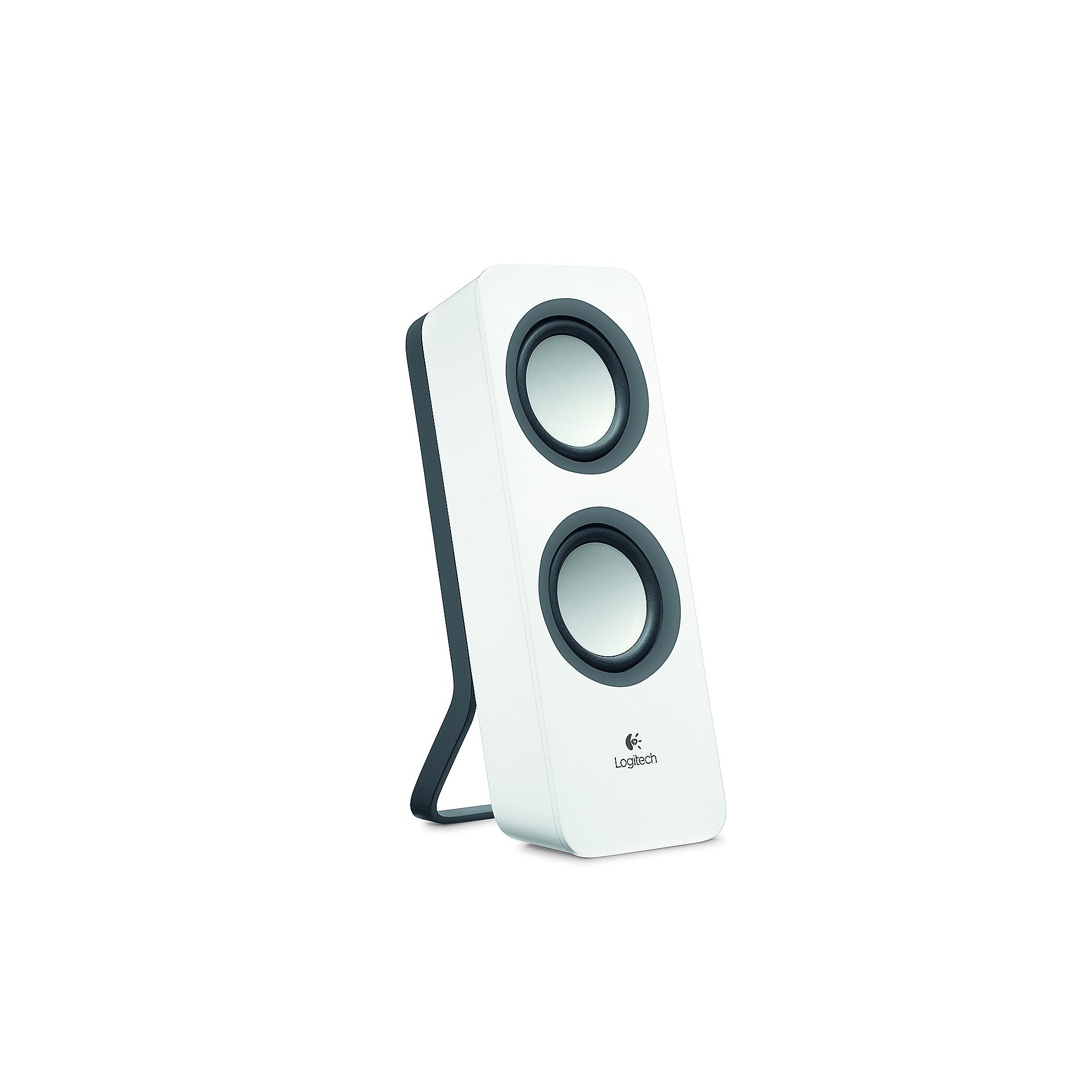 Logitech Z200 Multimedia Soundsystem 3,5mm Klinke Weiß