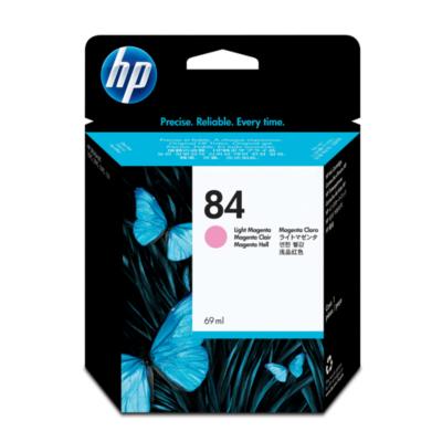 HP  C5018A Original Druckerpatrone 84 hell magenta | 0725184651595