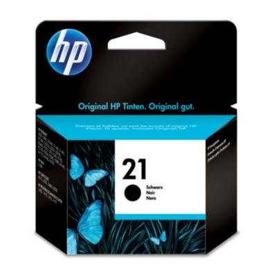 HP  21 Original Druckerpatrone schwarz C9351AE | 0884962780749