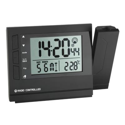 TFA  60.5008 Funk-Projektionsuhr mit Temperatur | 4009816025319