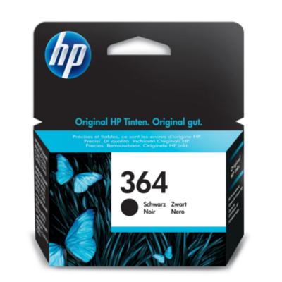 HP  364 Original Druckerpatrone schwarz CB316EE | 0883585705030