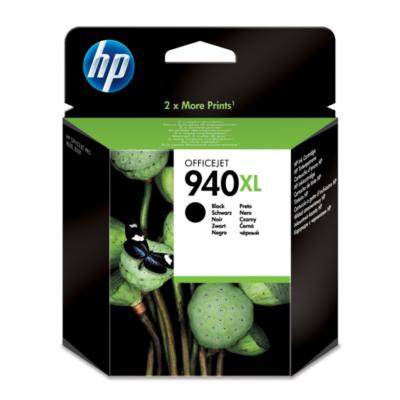 HP  940 XL Original Druckerpatrone schwarz mit hoher Kapazität C4906AE | 0884420689751