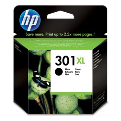 HP  301XL Original Druckerpatrone Schwarz CH563EE   0884962894446