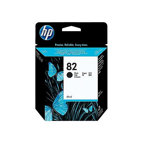 HP CH565A Original Druckerpatrone 82 schwarz