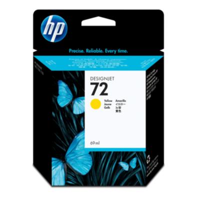 HP  72 Original Druckerpatrone gelb 69 ml C9400A | 0808736779708