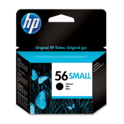 HP  C6656GE Original Druckerpatrone 56 schwarz klein | 0884962780640