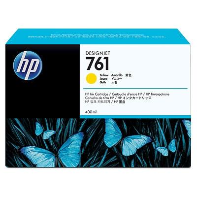 HP  CM992A Original Druckerpatrone 761 gelb   0885631448267