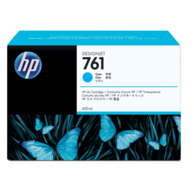 HP  CM994A Original Druckerpatrone 761 cyan | 0885631448281