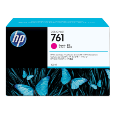 HP  CR271A 3x Original Druckerpatrone 761 magenta | 0885631908402