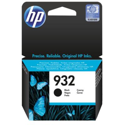 HP  CN057AE Original Druckerpatrone 932 Schwarz für ca. 400 Seiten | 0886111749003