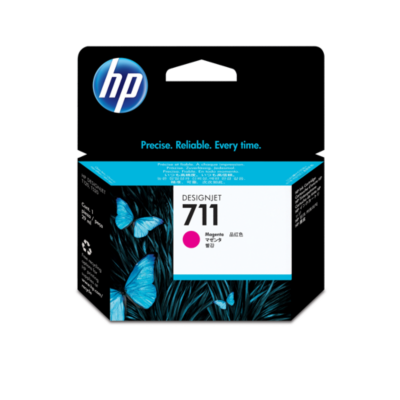HP  CZ131A original Druckerpatrone 711 magenta | 0886112841140