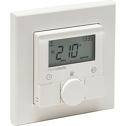 Funk-Wandthermostat, Aufputzmontage HM-TC-IT-WM-W-EU