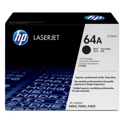 HP  CC364A Original Tonerkassette 64A schwarz | 0883585007592
