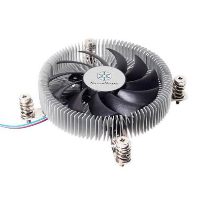 Silverstone  Nitrogon NT07 (SST-NT07-115X) Top-Blow CPU-Kühler | 4710007220597