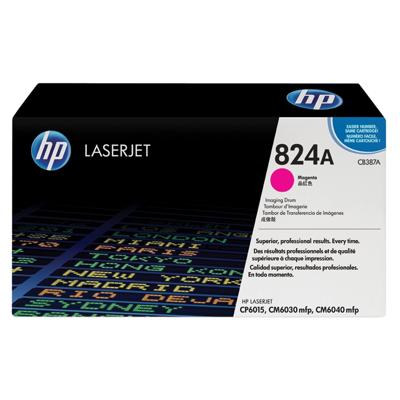 HP  CB387A Original Belichtungstrommel 824A magenta | 0882780459182
