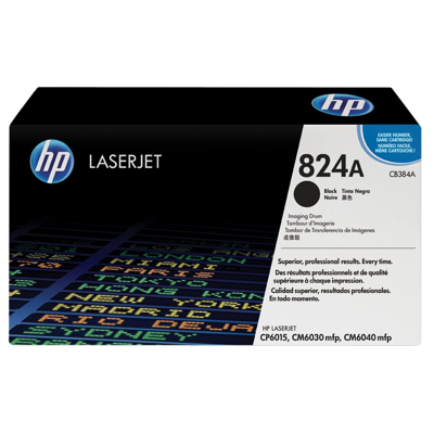 HP  CB384A Original Belichtungstrommel 824A schwarz | 0882780459151